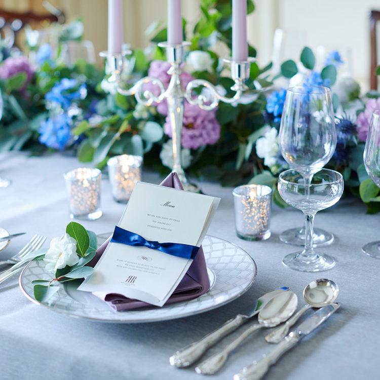 【公式ホームページからの予約がお得】駐車料金無料やご両親様の婚礼試食ご招待など特典多数